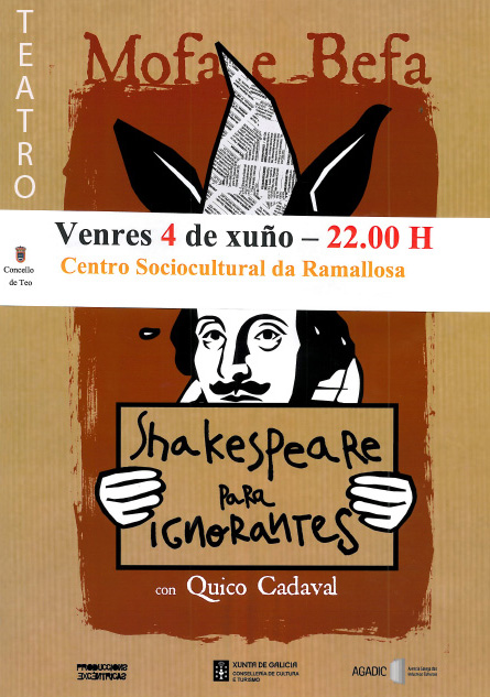 shakespeare para ignorantes en teo
